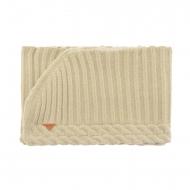 Colletto a cuffia in maglia Privata