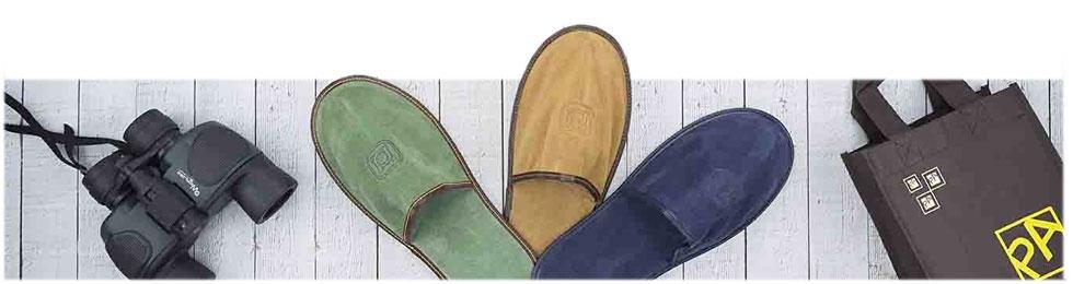 Pantofole di viaggio